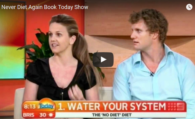 Never Diet Again Book Today Show