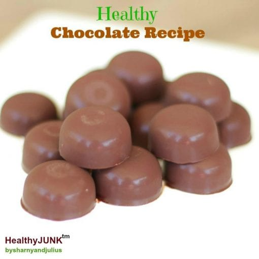 Healthy Chocolate Recipe