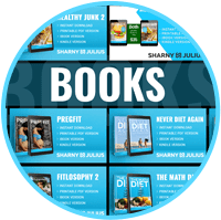 Bestselling Fitness Books by Sharny and Julius Kieser
