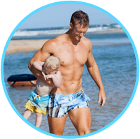 FitDad Online Fitness Program by Sharny and Julius Kieser